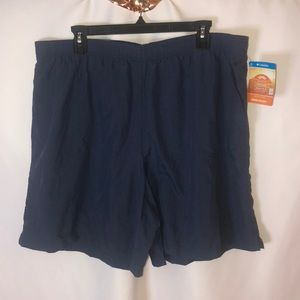 New Columbia Active Wear Shorts 2X